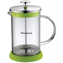 wholesale Coffee & Espresso Machines: KLAUSBERG coffee & tea infuser 800 ML