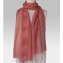 Handmade Cotton  scarf - Scarf Multicolor
