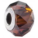 grossiste Bijoux & Montres: Becharm SWAROVSKI®  5948 Briolette 14mm Mocca