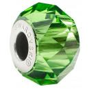 grossiste En perle et Charme: Becharm SWAROVSKI®  5948 Briolette 14mm vert de fou