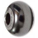 BeCharm SWAROVSKI® 5890 Pearl 14mm Black Pearl