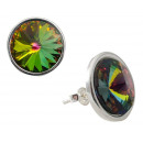 grossiste Bijoux & Montres: Boucles  d'oreilles en  argent avec le ...