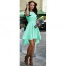 Großhandel Kleider: Kleid-Kleid-Sommer New Mint