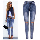 wholesale Jeanswear: Jeans Studs New Dissected