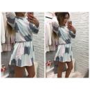 Tunika Kleid Boho Neue Made in Italy