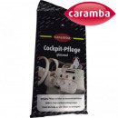 Großhandel KFZ-Pflege: Caramba Cockpit Pflegetücher 12Stk glänzend