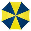 groothandel Tassen & reisartikelen: Automatische  paraplu  Disco  blauw, geel