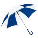 groothandel Meubels: Automatische  paraplu  Disco  blauw, wit