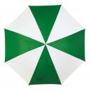 groothandel Meubels: Automatische  paraplu  Disco  groen, wit