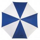 grossiste Bagages et articles de voyage: Parapluie de golf  Rainy  bleu, blanc
