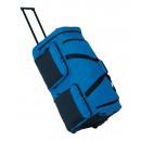 Großhandel Reise- und Sporttaschen:-Trolley  Reisetasche CARGO, schwarz, blau