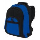 groothandel Rugzakken: Rugzak  New  Classic 'zwart, blauw