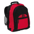 Großhandel Rucksäcke: Rucksack  New  Classic  schwarz, rot