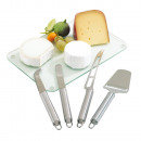 wholesale Knife Sets: Cheese cutlery set Cheese consists of soft chees
