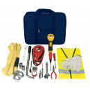 wholesale Toolboxes & Sets: Car tool man-power blue
