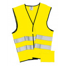 wholesale Car accessories: Safety / emergency vest Hero with reflector stri