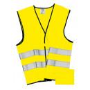 groothandel Auto's & Quads: Beveiliging /  veiligheidsvest  Hero  geel