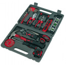 wholesale Toolboxes & Sets: 42 piece tool set   Masterkit  with a red and black