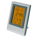 wholesale Weather Stations: Multifunctional weather station Pluto with alarm