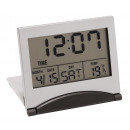 wholesale Travel Accessories: LCD travel alarm clock Aster with thermometer, c