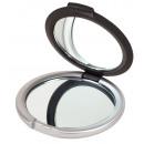groothandel Badmeubilair & accessoires: Make-up spiegel   Overdrijf  zwart, zilver