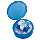 Großhandel Consumer Electronics: In-Ear-Kopfhörer MUSIC, blau