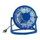 USB-Ventilator NORTH WIND, blau