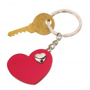 wholesale Gifts & Stationery: Key ring Heart-in-heart