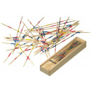 wholesale Wooden Toys: Mikado game   Focus  with 41  sticks packed in a ...
