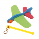 wholesale Outdoor Toys: 4 piece aeroplane   Sky hopper  for building togeth