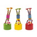 mayorista Juguetes: Marionetas  Crazy  Clowns  surtido de 3 colores
