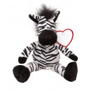 wholesale Dolls &Plush: Plush zebra Lorenzo with soft fur and with ...