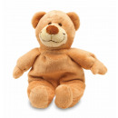 wholesale Dolls &Plush: Plush teddy Jonas with soft fur and a label for