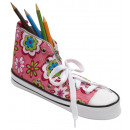 grossiste Materiel de bureau: Trousse stylos   Cool run  , en forme de chaussure