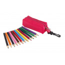 wholesale Gifts & Stationery: Pencil Case  Small  Idea  : incl. 12 coloured penci