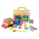 groothandel Speelgoed: Knetköfferchen Funny Activity kleurrijke