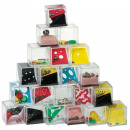 wholesale Parlor Games: Patience games   Tricky thing  : 24 assorted cubes