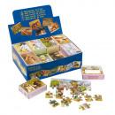 Großhandel Puzzle: Mini-Puzzle SELECTION, bunt