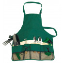 wholesale Garden Equipment: Garden Apron   Evergreen  color beige, green
