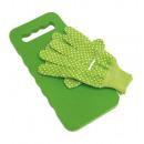 wholesale Garden Equipment: Gartenset Go Green color green