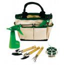 mayorista Herramientas de jardin: Gartenset   Botánico  de color verde, beige