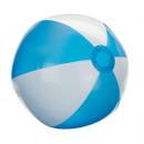 Großhandel Pool & Strand: Aufblasbarer Strandball ATLANTIC, weiß, ...
