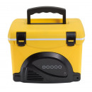 Insulation box   Cool music  color yellow, black