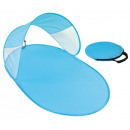 wholesale Camping: Pop up beach tent  Shield  Color Blue