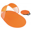 Pop-up-Strandmuschel SHIELD, orange