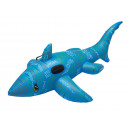 wholesale Aquatics: Inflatable shark  Daisy  color blue