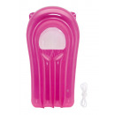 wholesale Aquatics & Beach: Inflatable mini  air mattress  Splash  color pink
