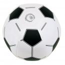 Großhandel Geschenkartikel & Papeterie: Aufblasbarer Ball  GO FOR GOAL, schwarz, weiß