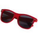 Großhandel Sonnenbrillen: Sonnenbrille STYLISH, rot