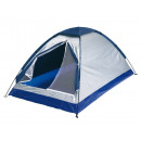 Igloo tent  MonoDome  Color silver, blue